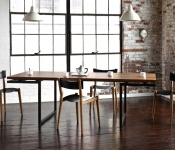 MM101-MM102 MILES & MAY TABLE & CHAIRS