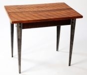 DM102 DAN MOSHEIM CHESTNUT SIDE TABLE